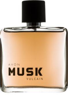 Avon Musk Vulcain eau de toilette pentru bărbați