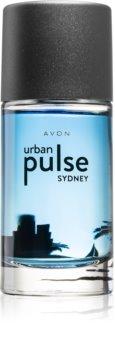Avon Urban Pulse Sydney eau de toilette pentru bărbați
