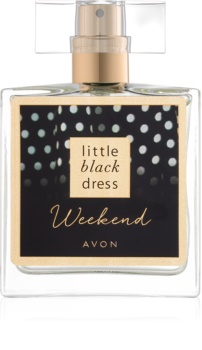 Avon Little Black Dress Weekend parfumovaná voda pre ženy