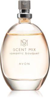 Avon Scent Mix Romantic Bouquet Eau de Toilette Naisille