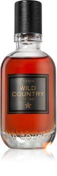 Avon Wild Country Eau de Toilette pentru bărbați
