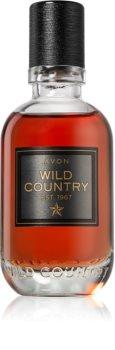 Avon Wild Country Eau de Toilette για άντρες