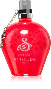 Avon Secret Attitude Crush eau de toilette da donna