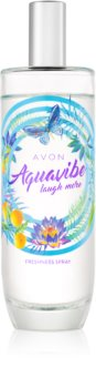 Avon Aquavibe Laugh More telový sprej pre ženy