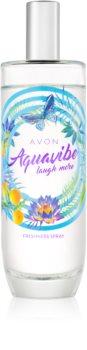Avon Aquavibe Laugh More testápoló spray hölgyeknek