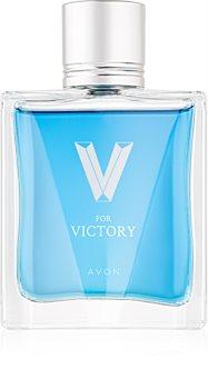 Avon V for Victory toaletna voda za moške