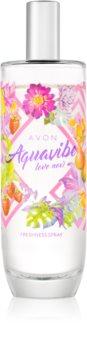 Avon Aquavibe Love Now telový sprej pre ženy