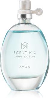 Avon Scent Mix Pure Ocean Eau de Toilette για γυναίκες