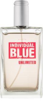 Avon Individual Blue Unlimited Eau de Toilette för män
