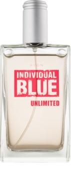 Avon Individual Blue Unlimited eau de toilette pentru bărbați