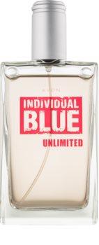 Avon Individual Blue Unlimited toaletní voda pro muže