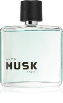Avon Musk Fresh eau de toilette per uomo