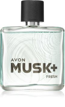 Avon Musk Fresh Eau de Toilette für Herren