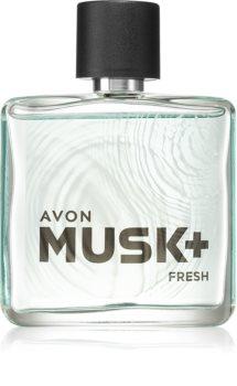 Avon Musk Fresh Eau de Toilette για άντρες