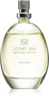 Avon Scent Mix Sparkly Citrus eau de toilette pentru femei
