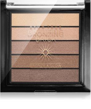 Avon True pudra compacta pentru bronzat