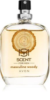 Avon Scent for Men Masculine Woody Eau de Toilette pentru bărbați
