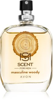 Avon Scent for Men Masculine Woody Eau de Toilette pour homme