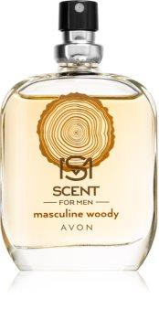 Avon Scent for Men Masculine Woody woda toaletowa dla mężczyzn