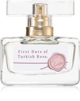 Avon First Date of Turkish Rose Eau de Parfum voor Vrouwen