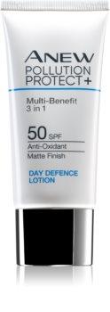 Avon Anew Pollution Protect + crema de zi protectoare 3 in 1