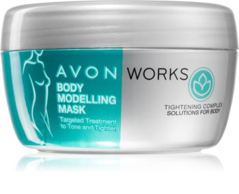 Avon Works cuidado de firmeza para corpo