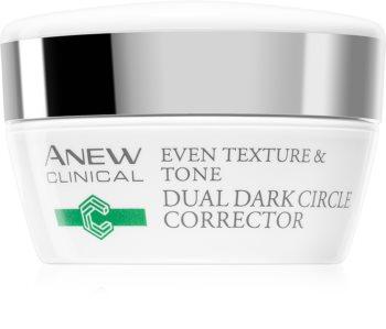Avon Anew Clinical Udglattende øjencreme til at behandle mørke rande