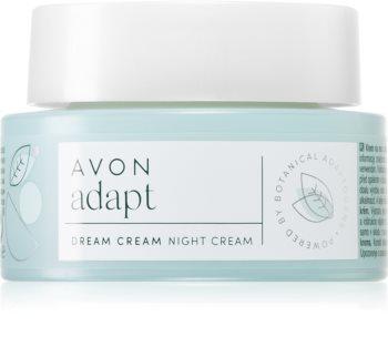 Avon Adapt  Dream Cream Yövoide Kaikkia Ikääntymisen Merkkejä Vastaan