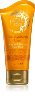 Avon Planet Spa The Ayurveda Ritual masque apaisant visage