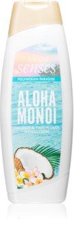 Avon Senses Aloha Monoi kremasti gel za tuširanje