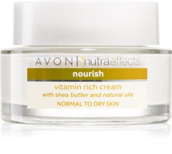 Avon Nutra Effects Nourish питательный крем с бамбуковым маслом