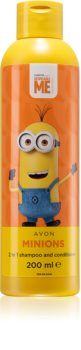 Avon Minions Minios Shampoo und Conditioner 2 in 1 für Kinder
