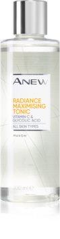 Avon Anew solutie tonica cu efect de iluminare cu vitamina C
