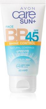 Avon Care Sun +  Face BB BB крем для вирівнювання тону шкіри