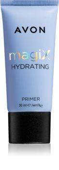 Avon Magix feuchtigkeitsspendender Primer unter dem Make-up