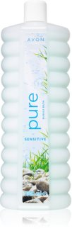 Avon Bubble Bath Sensitive Pure Afslappende badeskum til sensitiv hud