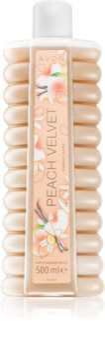 Avon Bubble Bath Peach Velvet Badeskum
