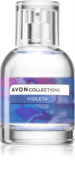 Avon Collections Violeta Eau de Toilette för Kvinnor