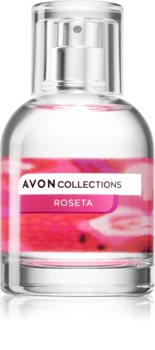 Avon Collections Roseta Eau de Toilette Naisille