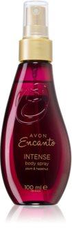 Avon Encanto Intense tělový sprej pro ženy