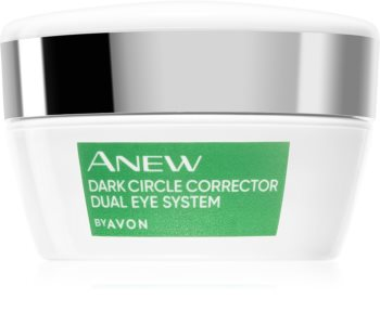 Avon Anew Dual Eye System ухаживающее средство для кожи вокруг глаз двойного действия против кругов под глазами