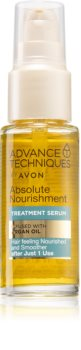 Avon Advance Techniques Absolute Nourishment Haarserum mit Arganöl