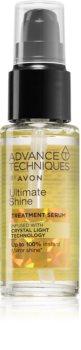 Avon Advance Techniques Ultimate Shine szérum a hajra a tündöklő fényért