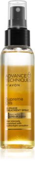 Avon Advance Techniques Supreme Oils двоен серум За коса