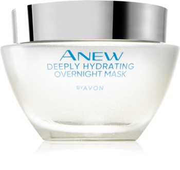 Avon Anew hidratáló maszk az arcra
