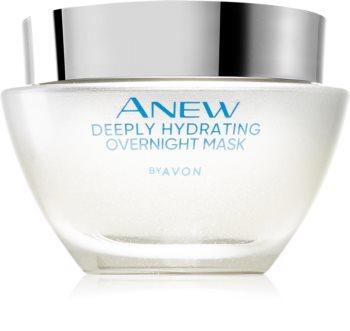 Avon Anew увлажняющая маска для лица