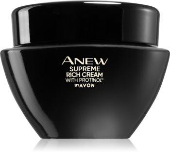 Avon Anew Supreme Rich Cream crema antienvejecimiento intensa