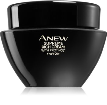 Avon Anew Supreme Rich Cream Intensely Rejuvenating Moisturiser