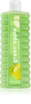 Avon Bubble Bath Green Apple пена для ванны