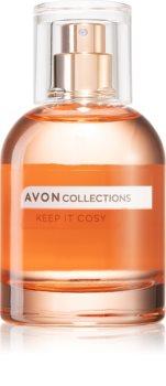 Avon Collections Keep it Cosy Eau de Toilette pentru femei